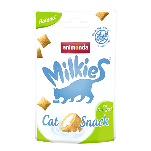 ミルキース クランキービッツ バランス オメガ3(83118)
