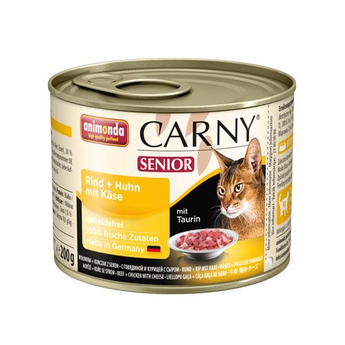 カーニー ミート シニア 牛・鶏・チーズ(83710)