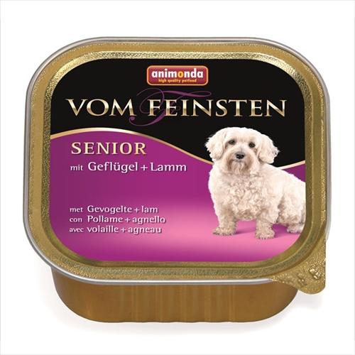 フォムファインステン シニア 鳥肉・牛肉・豚肉・子羊肉(82623)