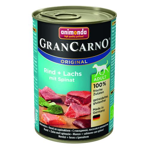 グランカルノ ウェット アダルト 牛肉・サーモン・野菜(82754)
