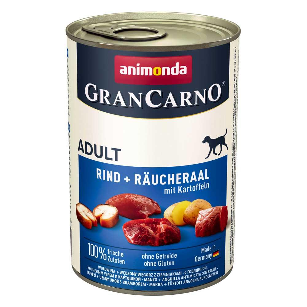 グランカルノ ウェット アダルト 牛・アナゴ・野菜(82755)