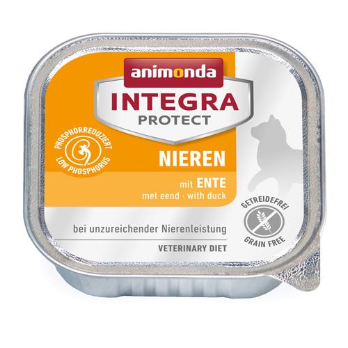 インテグラ プロテクト 腎臓ケア 100g カモ