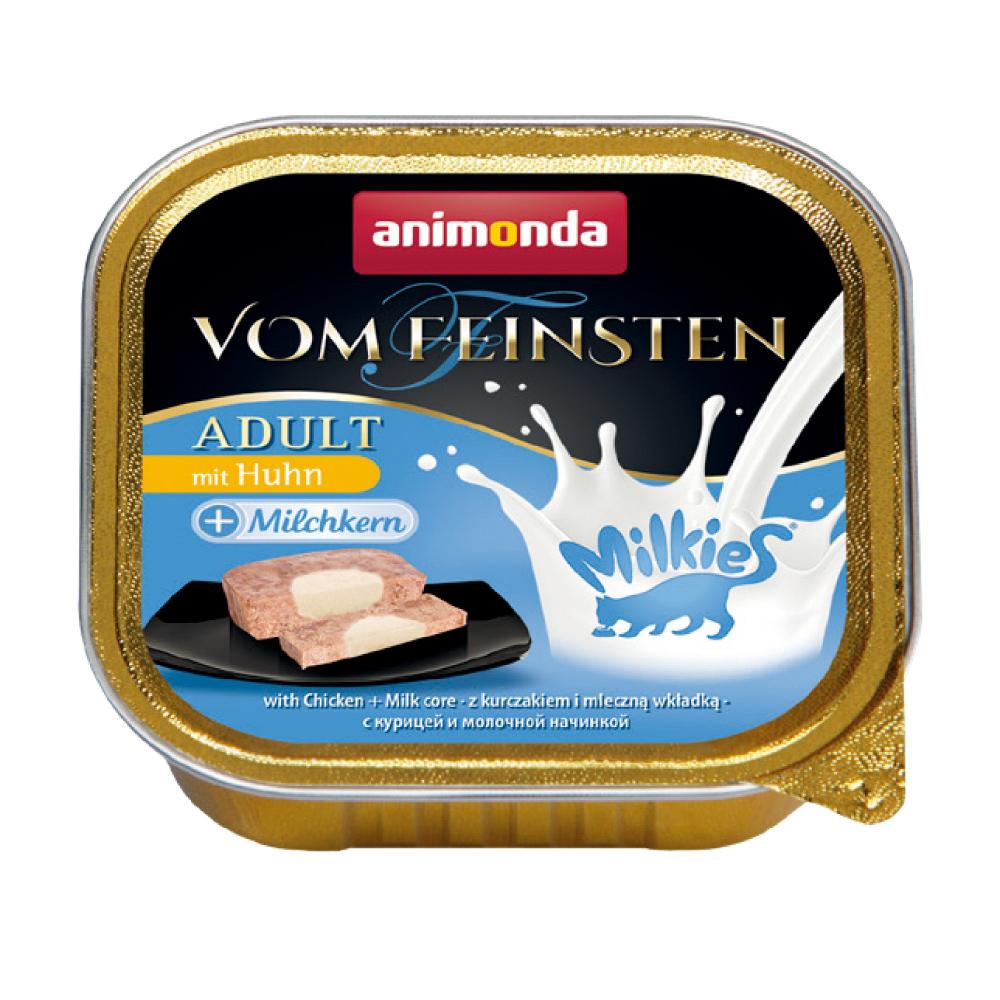 フォムファインステン ミルキース アダルト 鶏・ミルク(83111)
